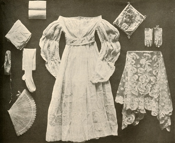 Stockings「Wedding Costume Of Miss Sara Hayes」:写真・画像(16)[壁紙.com]