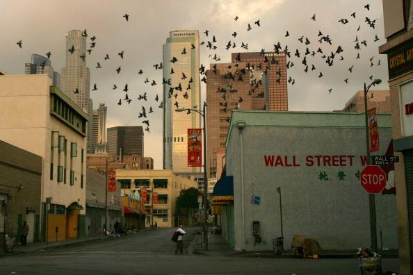 Homelessness「Los Angeles To Allow Homeless To Sleep On Sidewalks」:写真・画像(3)[壁紙.com]