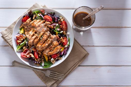 Chicken Meat「Salad with Chicken」:スマホ壁紙(17)
