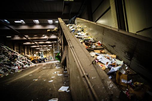 Waste Management「Garbage recycling plant」:スマホ壁紙(17)