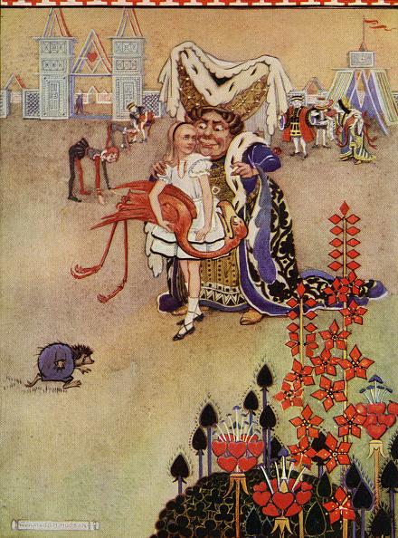 Recreational Pursuit「Alice's Adventures in Wonderland by Lewis Carroll」:写真・画像(8)[壁紙.com]