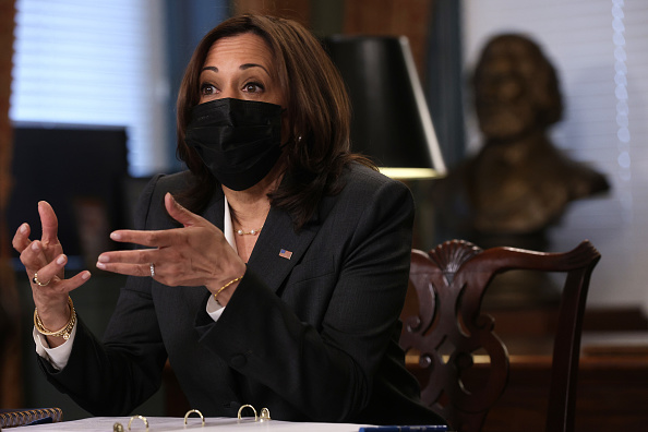 Crisis「Vice President Harris Gives Opening Remarks At White House Meeting In Northern Triangle」:写真・画像(7)[壁紙.com]
