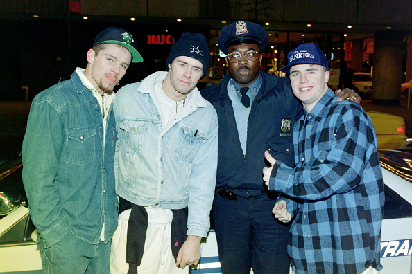 Three Quarter Length「Take That in New York 1995」:写真・画像(12)[壁紙.com]