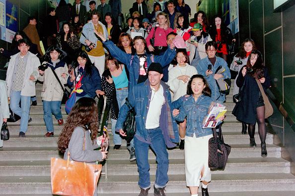 Three Quarter Length「Take That in Japan 1993」:写真・画像(4)[壁紙.com]