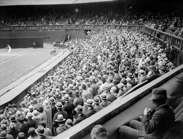 Stadium「Crowd At Wimbledon」:写真・画像(19)[壁紙.com]