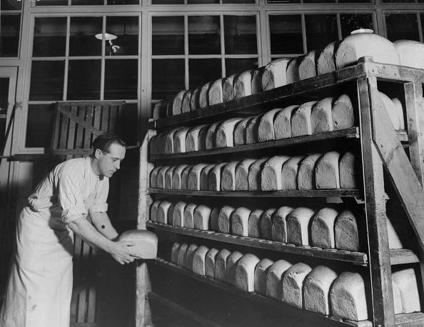 Loaf of Bread「Bread Baking」:写真・画像(5)[壁紙.com]
