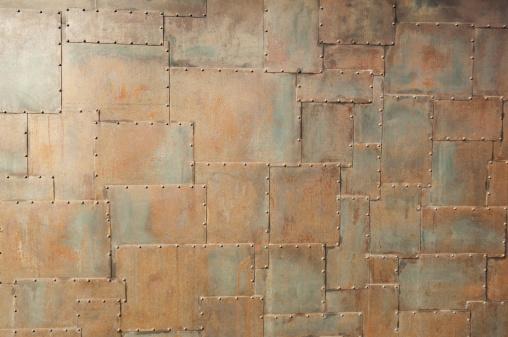 Rusty「Copper background」:スマホ壁紙(9)