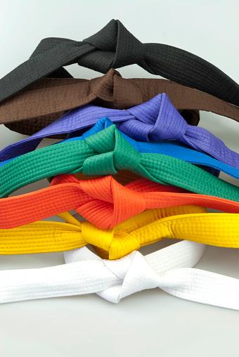 Kimono「Karate Belts tied」:スマホ壁紙(17)