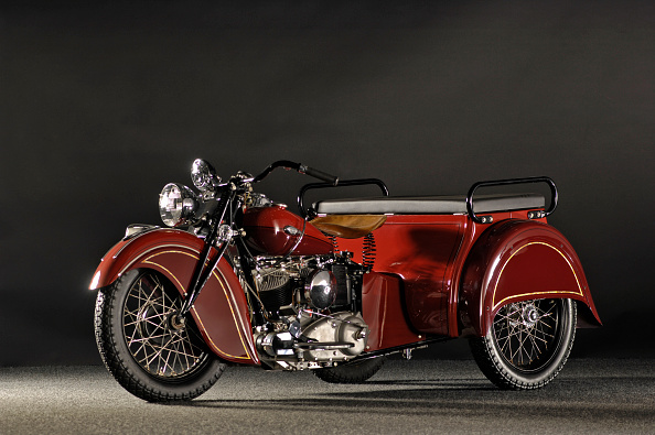 Journey「Indian despatch tow 3 wheeler 1940」:写真・画像(6)[壁紙.com]