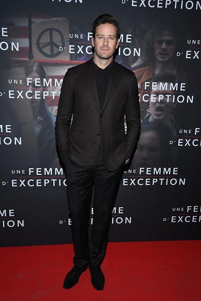 """アーミー ハマー「""""Une Femme D'Exception - On the Basis Of Sex"""" Paris Premiere At Cinema Gaumont Capucines Opera」:写真・画像(4)[壁紙.com]"""