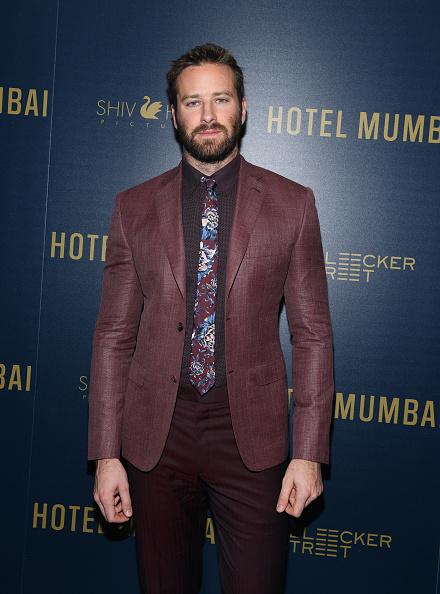 """アーミー ハマー「""""Hotel Mumbai"""" New York Screening」:写真・画像(2)[壁紙.com]"""