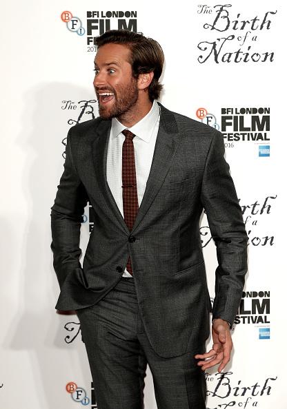 アーミー ハマー「'The Birth Of A Nation' -  International Premiere - 60th BFI London Film Festival」:写真・画像(4)[壁紙.com]