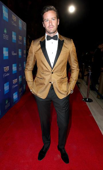 アーミー ハマー「29th Annual Palm Springs International Film Festival Awards Gala - Red Carpet」:写真・画像(3)[壁紙.com]
