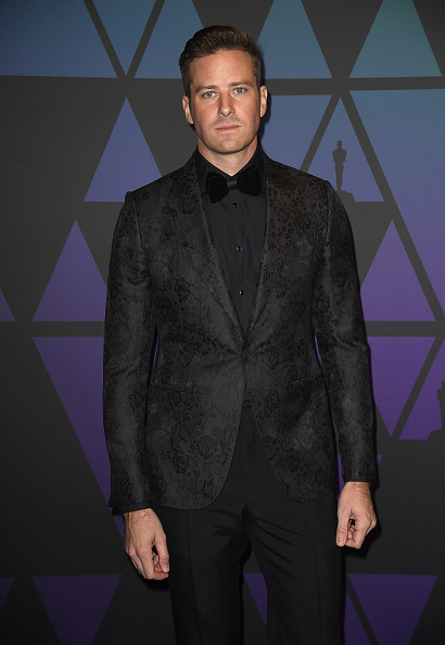 Armie Hammer「Academy Of Motion Picture Arts And Sciences' 10th Annual Governors Awards - Arrivals」:写真・画像(19)[壁紙.com]