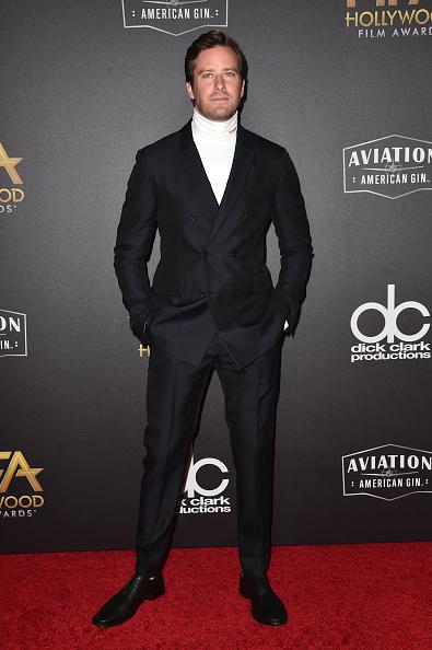 アーミー ハマー「22nd Annual Hollywood Film Awards - Arrivals」:写真・画像(17)[壁紙.com]