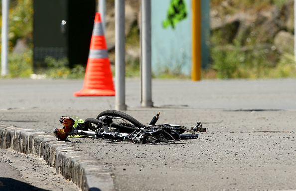 Cycling「Cyclist Killed In Traffic Accident In Auckland」:写真・画像(2)[壁紙.com]