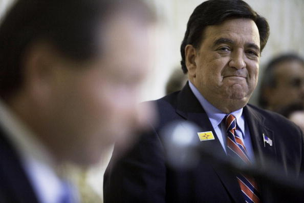 Rick Scibelli「Bill Richardson Withdraws From Presidential Race」:写真・画像(4)[壁紙.com]