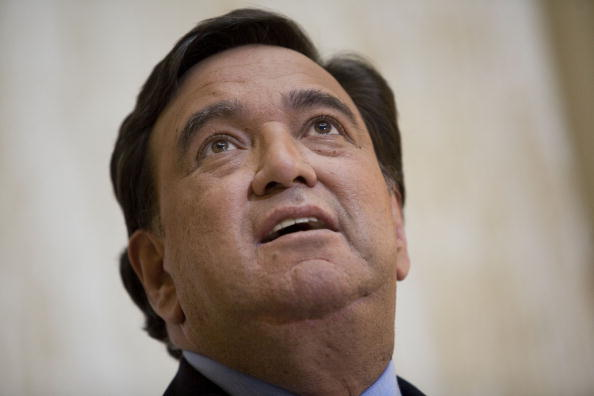 Rick Scibelli「Bill Richardson Withdraws From Presidential Race」:写真・画像(8)[壁紙.com]