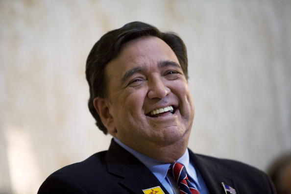 Rick Scibelli「Bill Richardson Withdraws From Presidential Race」:写真・画像(10)[壁紙.com]