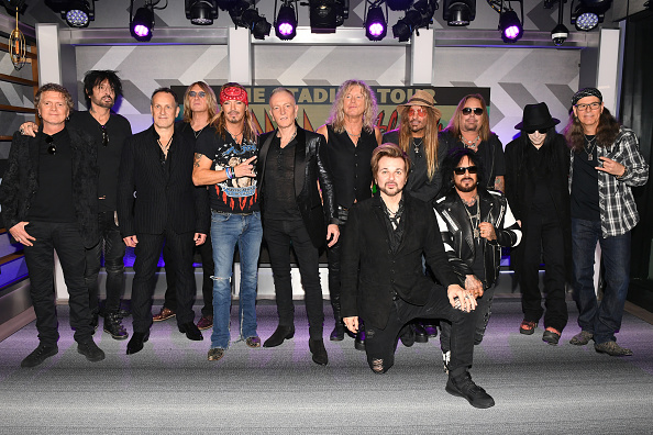 Stadium「Press Conference With Mötley Crüe, Def Leppard And Poison Announcing 2020 Stadium Tour」:写真・画像(1)[壁紙.com]