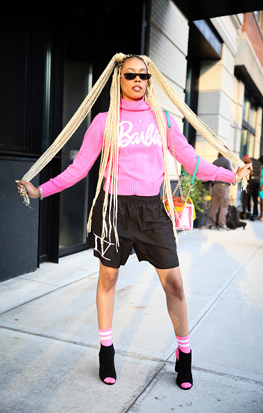 Spring Studios - New York「Street Style - New York Fashion Week September 2019 - Day 3」:写真・画像(3)[壁紙.com]