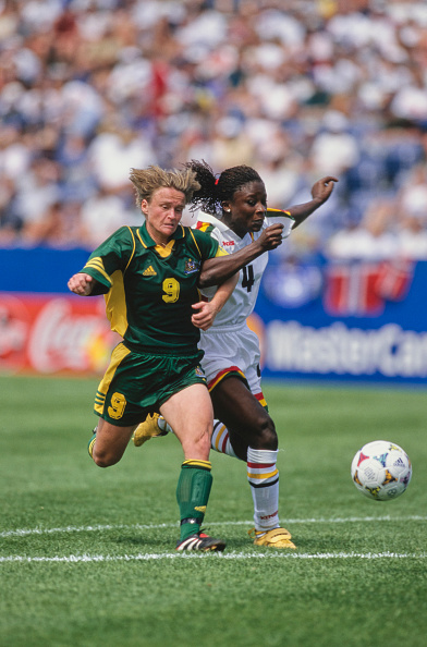 Women's Soccer「1999 FIFA Women's World Cup」:写真・画像(6)[壁紙.com]
