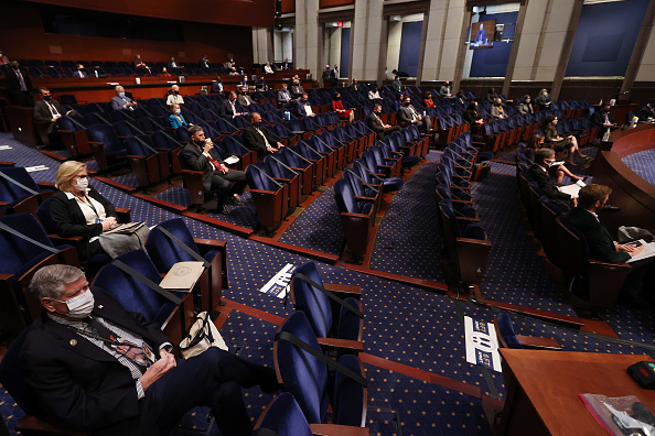 Meeting「Newly-Elected Members Of Congress Attend Orientation On Capitol Hill」:写真・画像(16)[壁紙.com]