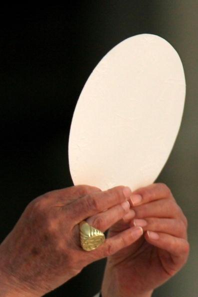 Religious Mass「Pope Benedict XVI Visits Vigevano」:写真・画像(4)[壁紙.com]