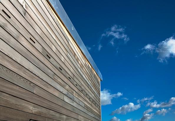 Wood - Material「Wooden Clad building」:写真・画像(5)[壁紙.com]