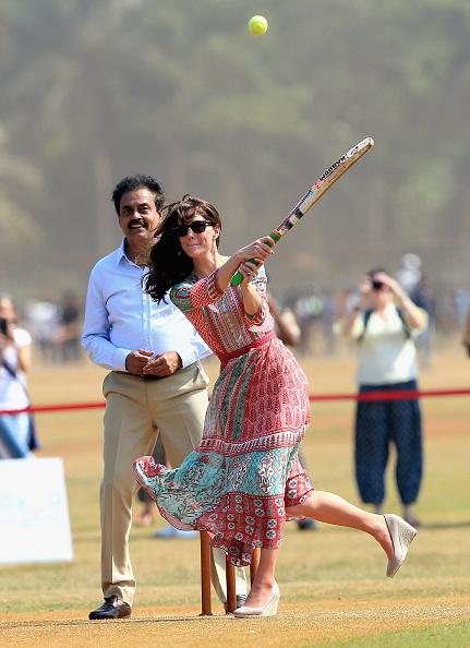 Sports Activity「The Duke & Duchess Of Cambridge Visit India & Bhutan - Day 1」:写真・画像(3)[壁紙.com]
