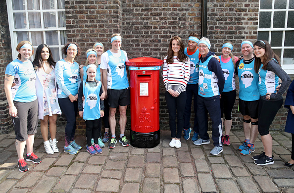 Mailbox「The Duchess Of Cambridge Hosts Team Heads Together Runners」:写真・画像(11)[壁紙.com]