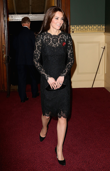 Black Color「The Royal Family Attend The Annual Festival Of Remembrance」:写真・画像(10)[壁紙.com]
