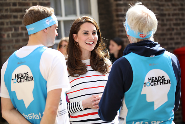 Mailbox「The Duchess Of Cambridge Hosts Team Heads Together Runners」:写真・画像(12)[壁紙.com]