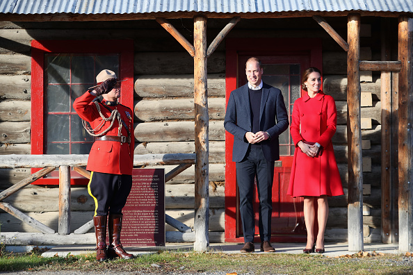 British Columbia「2016 Royal Tour To Canada Of The Duke And Duchess Of Cambridge - Whitehorse And Carcross」:写真・画像(12)[壁紙.com]