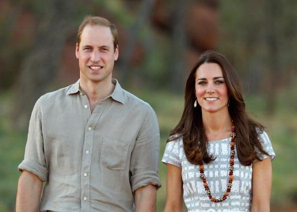 カメラ目線「The Duke And Duchess Of Cambridge Tour Australia And New Zealand - Day 16」:写真・画像(15)[壁紙.com]