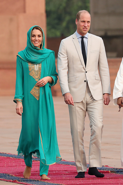 Lahore - Pakistan「The Duke And Duchess Of Cambridge Visit The North Of Pakistan」:写真・画像(0)[壁紙.com]