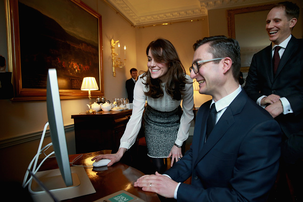 Kensington Palace「The Duchess Of Cambridge Guest Edits The Huffington Post」:写真・画像(13)[壁紙.com]