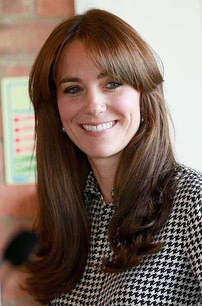 The Duchess Of Cambridge Visits The Anna Freud Centre:ニュース(壁紙.com)