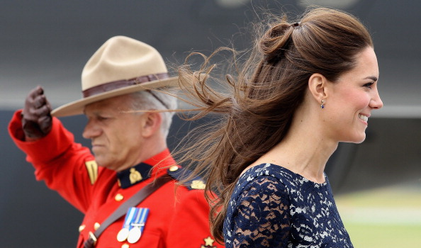 Ottawa「The Duke And Duchess Of Cambridge Canadian Tour - Day 1」:写真・画像(4)[壁紙.com]