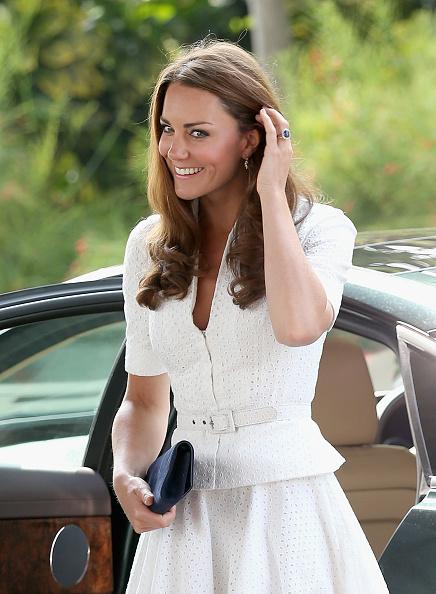 Ring - Jewelry「The Duke And Duchess Of Cambridge Diamond Jubilee Tour - Day 2」:写真・画像(8)[壁紙.com]