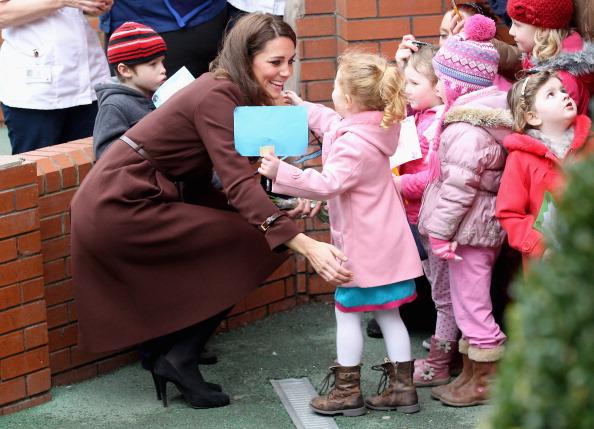 Belt「The Duchess Of Cambridge Visits Liverpool」:写真・画像(6)[壁紙.com]