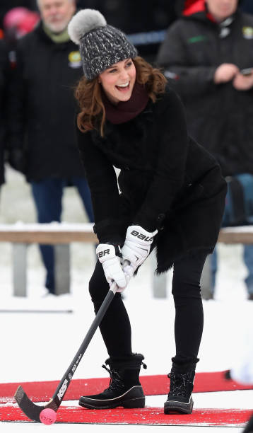 Match - Sport「The Duke And Duchess Of Cambridge Visit Sweden And Norway - Day 1」:写真・画像(12)[壁紙.com]