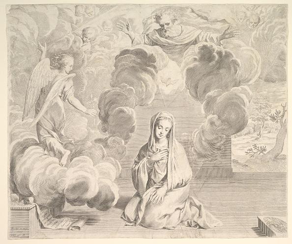 Virgin Mary「Annunciation」:写真・画像(6)[壁紙.com]