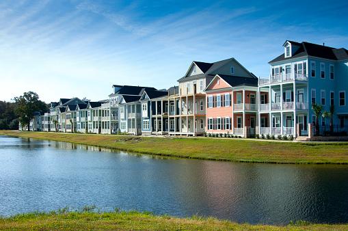 Townhouse「Townhomes, Urban Village, Myrtle Beach, South Carolina」:スマホ壁紙(12)