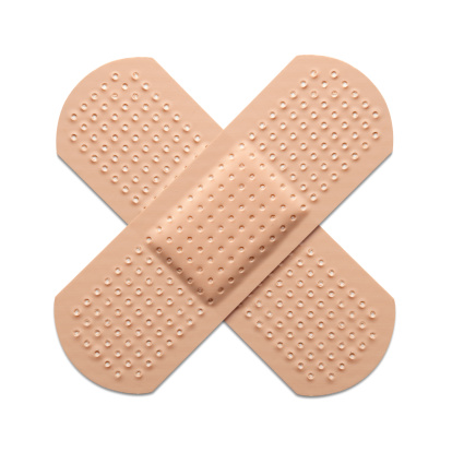 Medical Supplies「Cross bandaid」:スマホ壁紙(13)