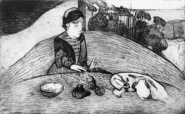 Furniture「Woman With Figs」:写真・画像(12)[壁紙.com]
