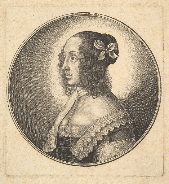 Etching「Woman With Dark Hair And A Bow In Profile To The Left」:写真・画像(10)[壁紙.com]