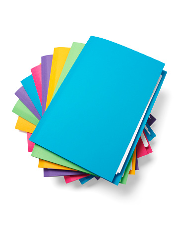 Heap「Blue File on the Top of a Pile」:スマホ壁紙(2)