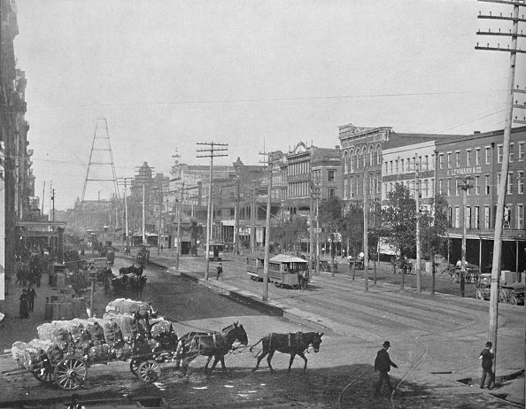 1890-1899「Canal Street」:写真・画像(5)[壁紙.com]