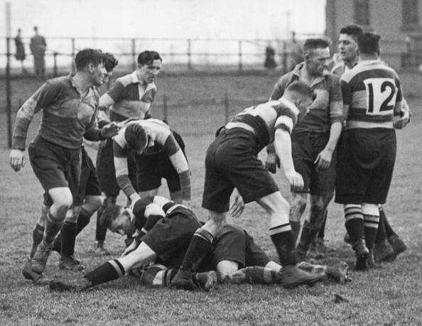 Recreational Pursuit「Rugby In South Wales」:写真・画像(5)[壁紙.com]